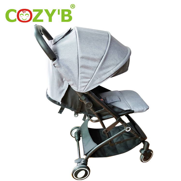 Multi-function Travel System Baby Carriage / Baby Time Stroller with Big Wheels