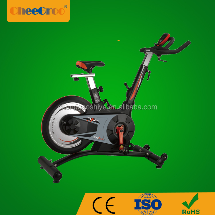 professional body fit Hot sale Home gym <strong>equipment</strong> dropship sporting goods spinning bike with 18KG flywheel spinning bike