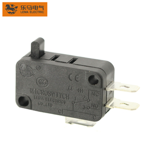 Lema CE approved KW7-02 plunger momentary micro switch t85 5e4