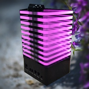 Booster Dance Led Colorful Bluetooth Speaker Music Pluse Wireless l1JKFc