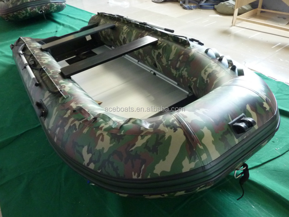 3.2m Cheap PVC marine inflatable boats for 5 person