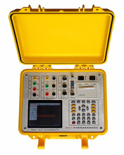 Electric Power Energy Meter Calibrator Power Energy Meter Field Calibration Device 3 Phase Energy Test