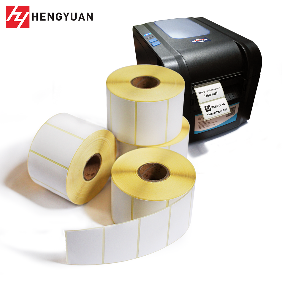 Zebra Thermal Labels Direct Thermal Labels Transfer Barcode Label - Buy  Direct Thermal Labels,Zebra Thermal Labels,Thermal Labels Product on
