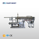 Automatic Touch Screen Controlled Floating Aqua Feed Single Screw Extruder