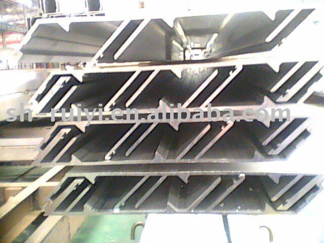 Aluminum Extrusion For Display Cases
