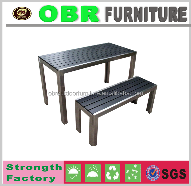 Wood Plastic Composite Outdoor Furniture Wood Plastic Composite