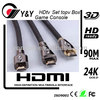 HDMI cable for PS4 PS3 XBOX360 WII STB / ver1.3 1.4 2.0 optional
