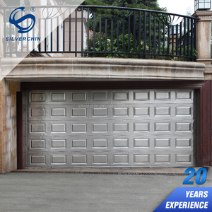 Modern Residential Frag Carport Gate Exterior Stainless Steel Gate Folded Sliding Door Garage