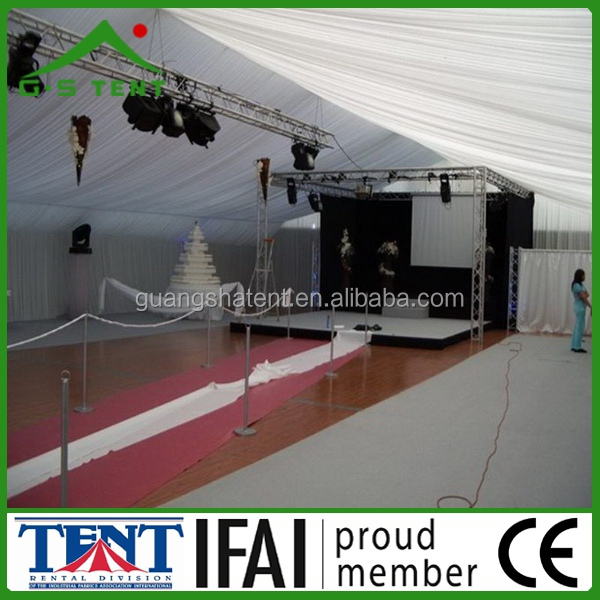 commercial tent party