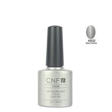 1pcs lot Choose color 40532 CNF Nail Gel 2015 Newest Fashion 79colors UV Gel Nail Polish