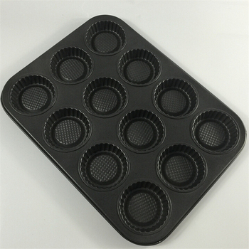 Mini Nonstick 12 Sunflower carbon steel cake mold Muffin Cups Biscuit Mold Cake Baking Pan
