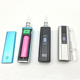 Vax plus Vaporizer driest 3000mah battery OLED display TC electronic cigarette with glass water pipe vaporizer