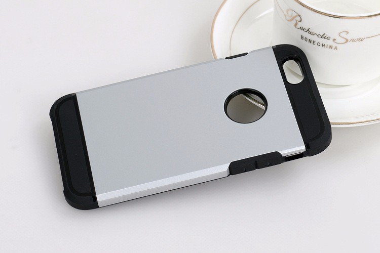 Hard Hybrid Shockproof Dust Proof Case Cover For iPhone 5 /5S /6 /6Plus