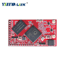 Yinuo-Link Industriële 2.4G Open-Wrt module <span class=keywords><strong>uart</strong></span> <span class=keywords><strong>draadloze</strong></span> transimmsion OEM/ODM QCA9531 chipset router