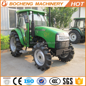 Enfly 55HP 4WD Farming Tractor with Front Loader