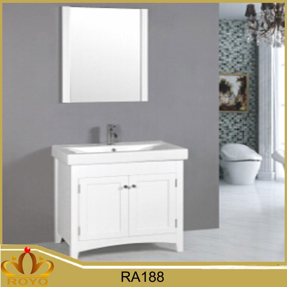 Hotel vaidade do banheiro do armário espelhado moderno piso montado à prova d -> Armario De Banheiro A Prova DAgua