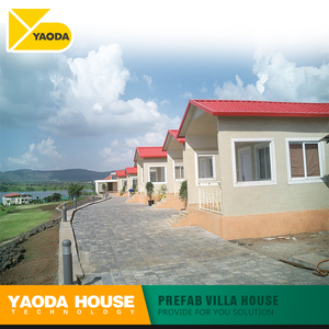 India well designed house plans luxury prefab villa hotel rooms project ready made prefabricated modern house