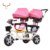 Chinese Luxury baby trike 3 wheel children tricycle with roof for baby boy