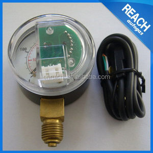 Manufacturer supply hotsell bellows differential pressure gauges