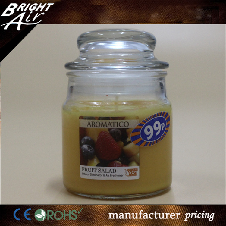 Wholesale tea light soy wax candle
