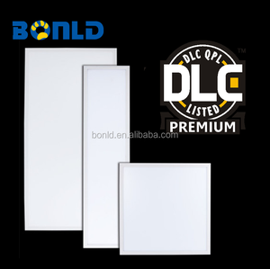 led panel 1200x300 CE rohs UL DLC no flash panel lighting 40w 5 years warranty