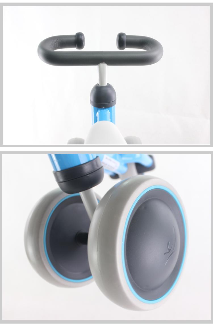 Alibaba China factory new design baby balance car