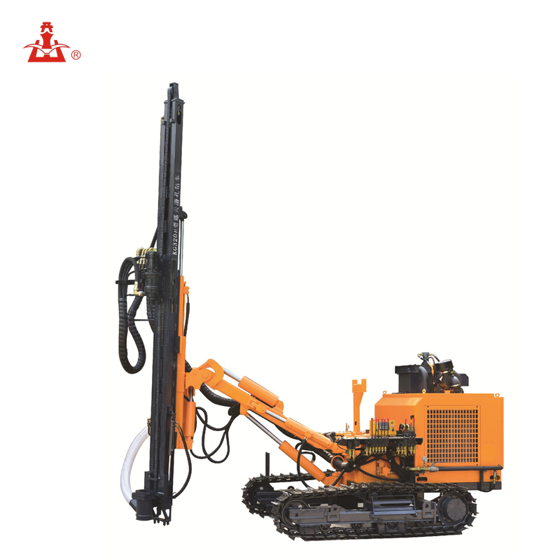 KG320 25 m portable hydraulic bore pile drilling machine pakistan