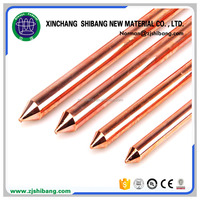 Electrical Grounding Electrode Ion Rod