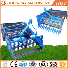 Hot sale potato carrot harvester one row for tractor