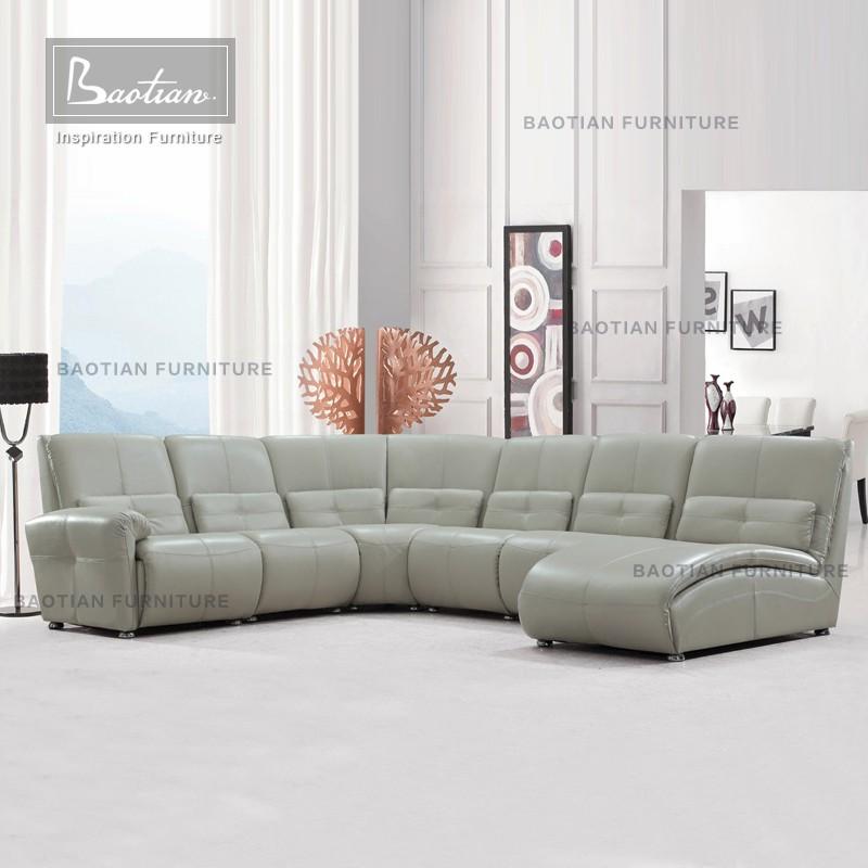 Sofas modernos para sala de estar for Sofas online diseno