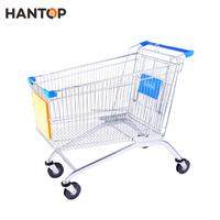 2017 Hot Sale European Style Shopping Cart HAN-E180 5154