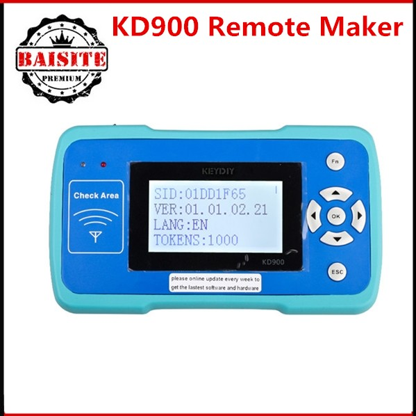 Newest KD900 Remote Control Maker,auto key programmer--KD900 Remote Maker the Best Tool for Remote Control World on hot sales