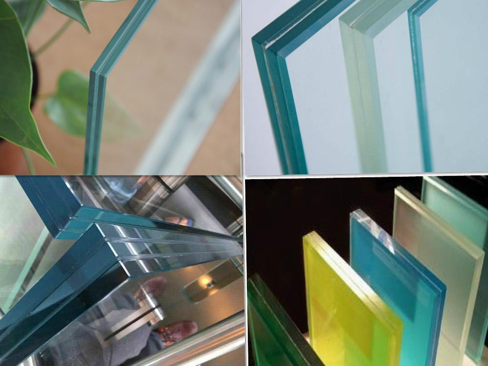 High Quality Anti Slip Tempered Laminated Glass Floor Panels For Glass Floor