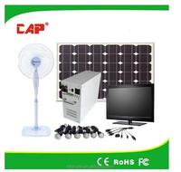 A grade power kit of 500w-3kw wind & solar energy system