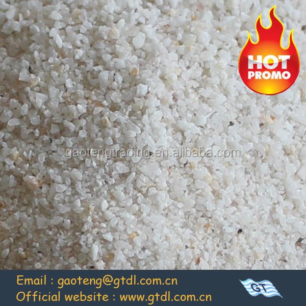 Acid Resistance Quartz Sand Used For Building Construction