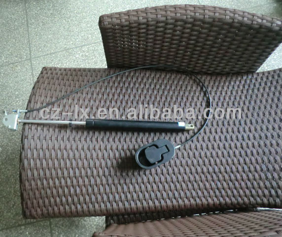 adjustable position cane chair gas spring