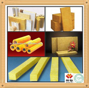 High density rock wool board roll professional for High density mineral wool