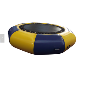 2016 orbit water trampoline in water play equipment,inflatable water trampoline clearance