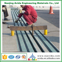 outdoor steel profile modular expansion joint for bridge