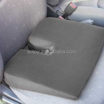 Luxury Car Seat Cushion Adult Height Booster