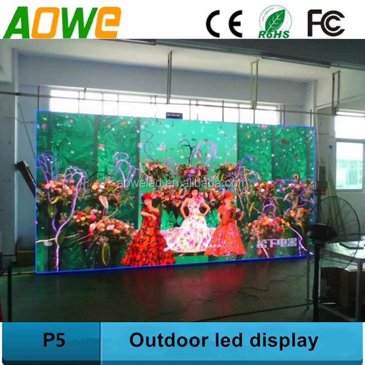 Wifi wireless control outdoor led display with HDMI output indoor led sign P3 P4 P5 P6 P8 P10 P16