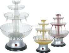 Plastic Wedding wine/juice fondue fountain