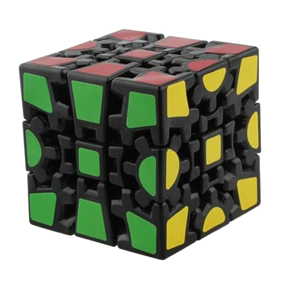 Brand New Gear Cube Magic Cube Puzzle Cubes Educational Toy Special Toys
