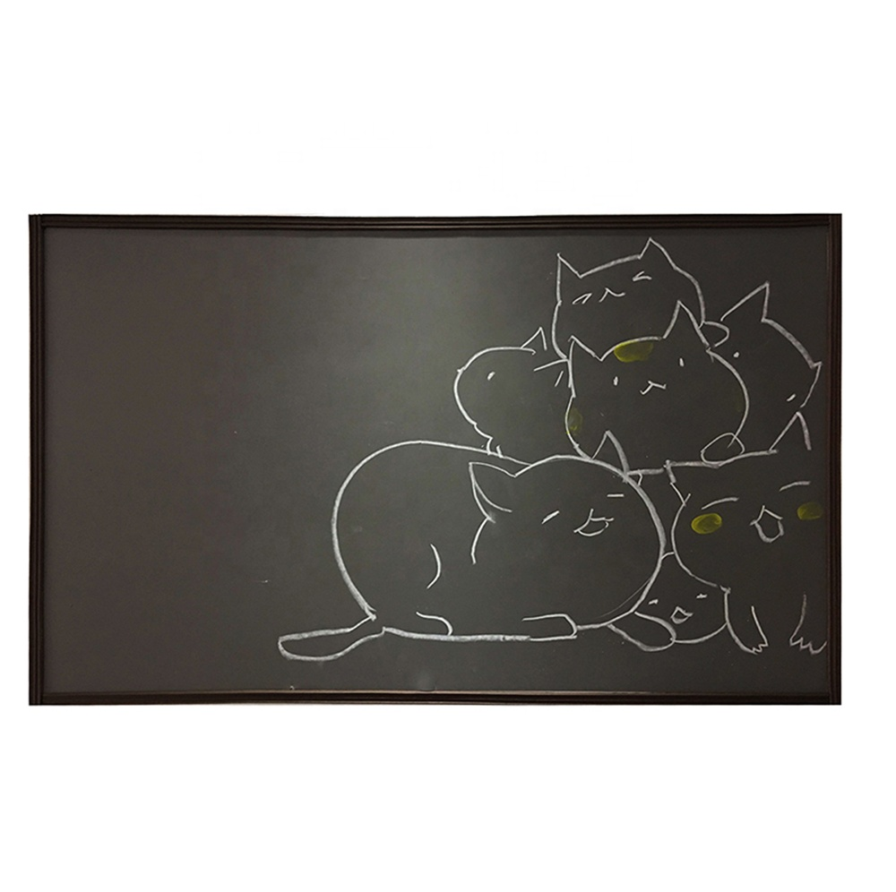 wholesale  whiteboard magnetic hiteboard color easel board art painting drawing easel for painting children