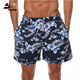 Custom printing swimwear men's board shorts swimming trunks for sale