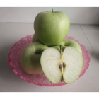 Orgainc green apple fruit from Shanxi