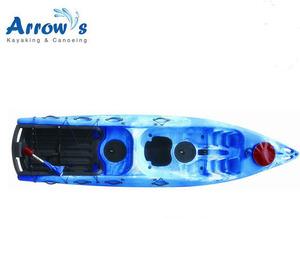 motorized diving kayak for deep sea dive