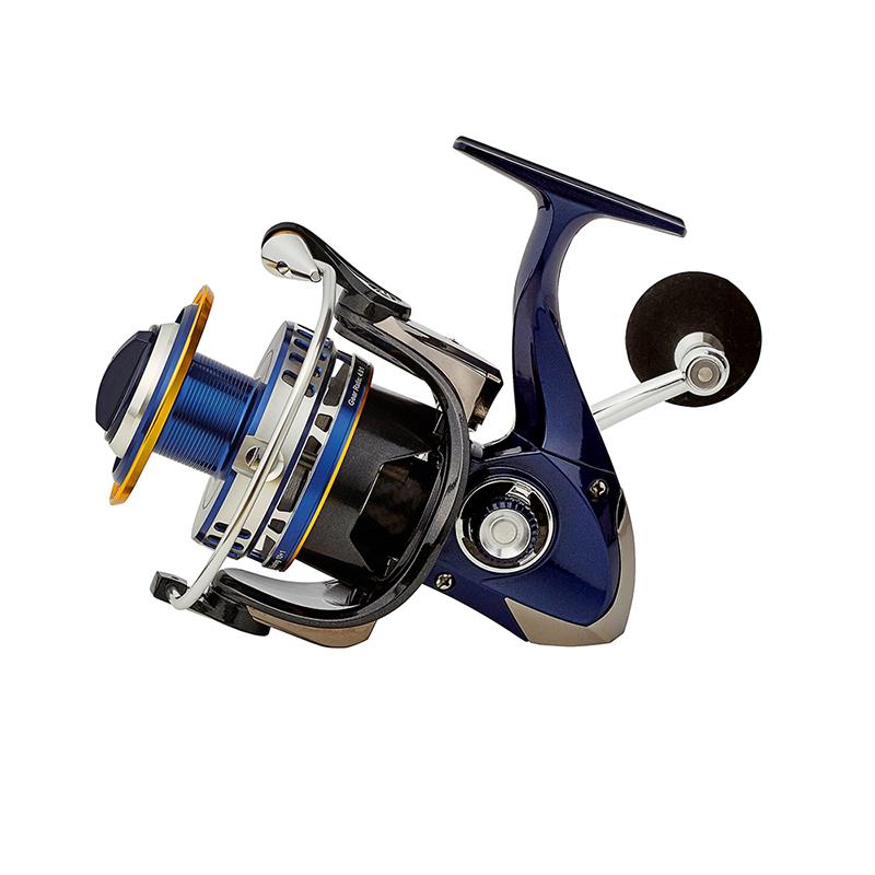 Best bait fishing reel 6000 spinning for saltwater, Blue