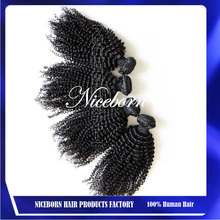 High quality peruvian afro hair extension nubian kinky twist