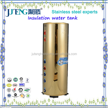 Insulation Ciste Stainless Steel 260l Pressure Bearing Water Tank ...
